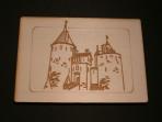 Castell Coch Postcard
