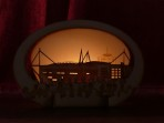 Millennium Stadium Candle Holder