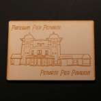 Penarth Pier Postcard