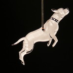 Acrylic Bull Breed ornament