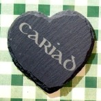 Cariad coaster