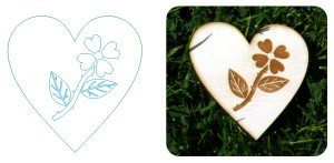 Example of a design that will engrave well