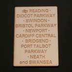 Hiraeth postcard