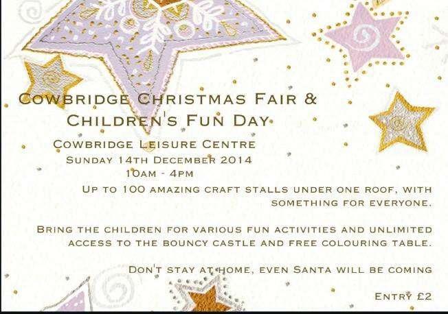 Cowbridge Craft Fair