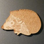 Hedgehog Fridge Magnet