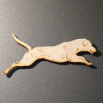 Labrador Fridge Magnet