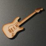 Electric Guitar Fridge Magnet