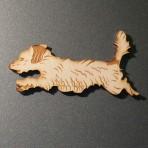 'Jack' Terrier Fridge Magnet