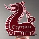 'Cymru' Bookend